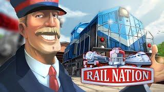 Rail Nation -  Lekker spelen