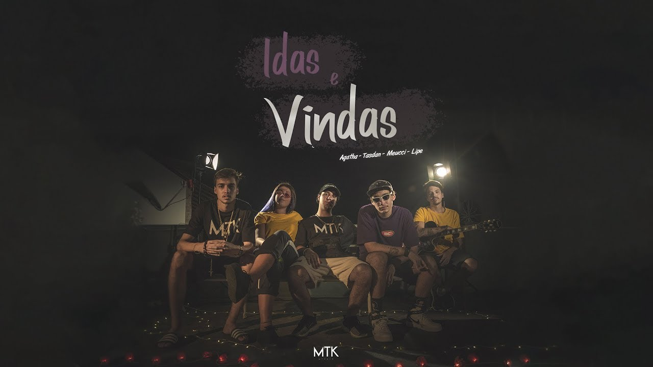 Idas e Vindas - Agatha, Tasdan, Meucci, Lipe (Prod. Meucci ...