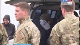 ГТРК СЛАВИЯ Съемки фильма Морские дьяволы 04 07 18