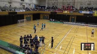 2019年IH ハンドボール 男子 1回戦 洛北(京都)VS 愛知(愛知)