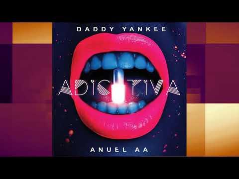 Daddy Yankee Feat. Anuel AA - Adictiva  (Audio)