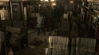 Resident Evil Zero HD Remaster - Gameplay