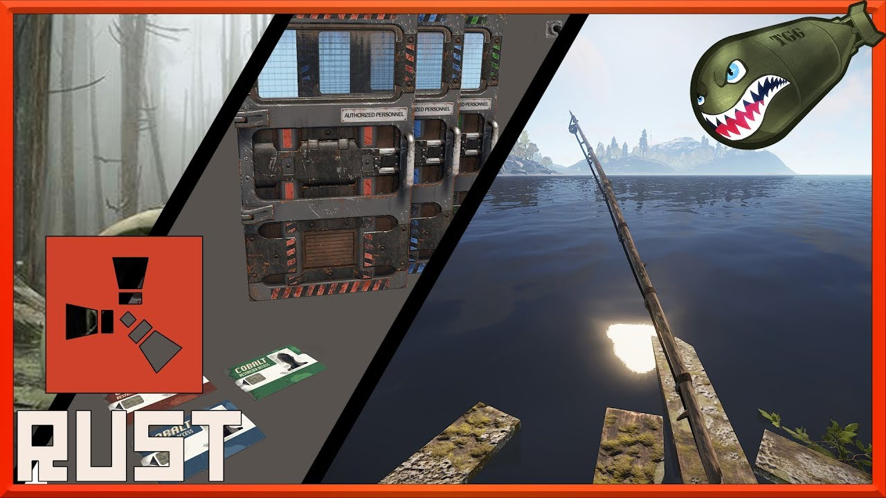Rust What's Coming | Fishing Pole, Bandit Camp, Swamp, Where are Skins?  #131 (Rust News & Updates)