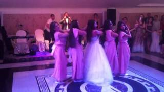 Постановка свадебного танца. Педагог Ани Саркис
