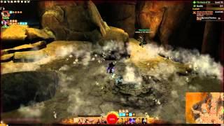 Guild Wars 2 - Sand Dune Caverns - The Silverwastes JP: Retrospective Runaround [fixed]