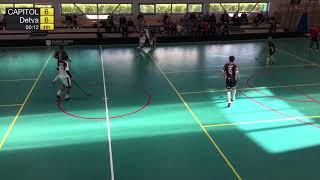 1. liga mužov 8. kolo TEMPISH CAPITOL Floorball Club - DTF team Detva, SZFB