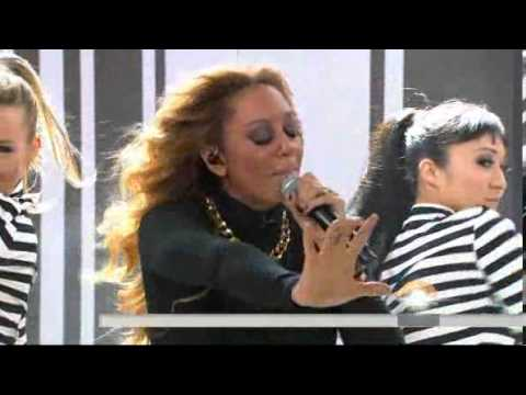 Mel B - For Once In My Life (Live at Today Show 09/12/2013)