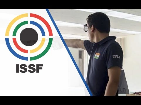 50m Pistol Men Final - 2016 ISSF Rifle and Pistol World Cup in Bangkok (THA)