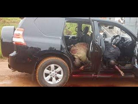 Andrew Felix Kaweesi shot Dead exclusive