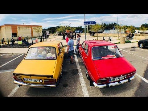 Cu Daciile Spre Maroc - Road Trip - 4K 60FPS