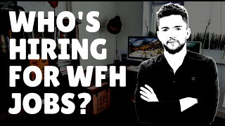 5 Companies Hiring for Lots of Work From Home Jobs September 2020