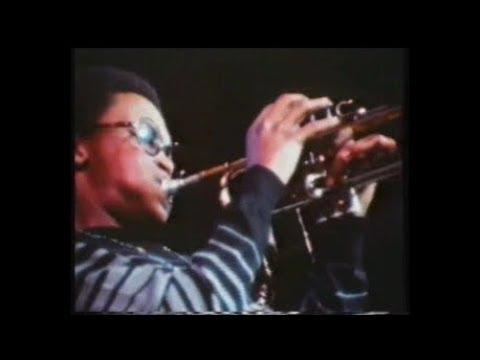 Hugh Masekela at Monterey Pop, 1967