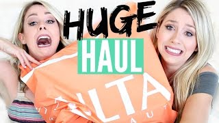 WHAT'S NEW AT ULTA | HAUL + SWATCHES