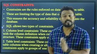 II PUC  COMPUTER SCIENCE   SQL COMMANDS - 04