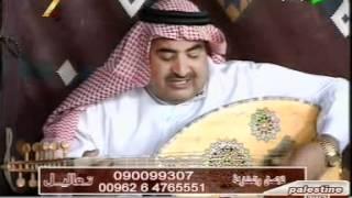 راحت على الباب الايمن فوق مكسيمه كلمات الشاعر المبدع عبدالله ابن شايق  بصوت جميل ابو غليون