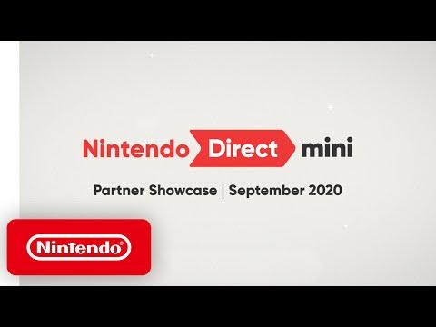 Nintendo Direct Mini: Partner Showcase | September 2020