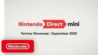 Nintendo Direct Mini: Partner Showcase | September 2020