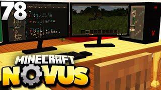 GAMING ZIMMER BAUEN! - Minecraft NOVUS #78 | Zinus