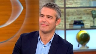 Andy Cohen pleads the fifth, talks celebrity friends