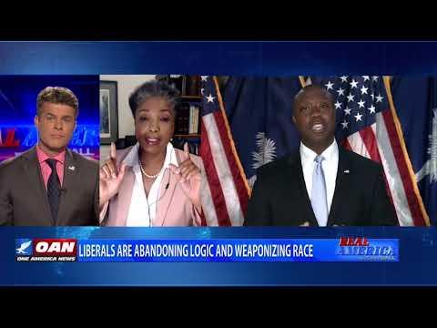 Dr. Carol Swain Discusses Biden's Speech on OANN – Real America W/Dan Ball