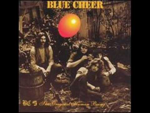 Blue Cheer - Man on the Run (1970)