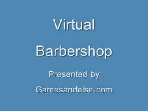 Virtual Barber shop 3D AudioNeeds Headphones