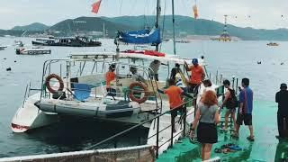ТОП-экскурсии 2018 - морская прогулка на парусной яхте!