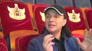 Потрясающий Гия Эрадзе и его Королевский цирк в проекте Цирк зажигает огни