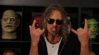 KIRK HAMMETT Presents: CARCASS - Unfit For Human Consumption (OFFICIAL PROMO)