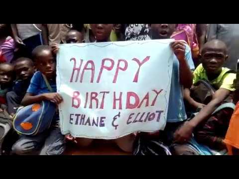 Sharing in celebration (Birthday)