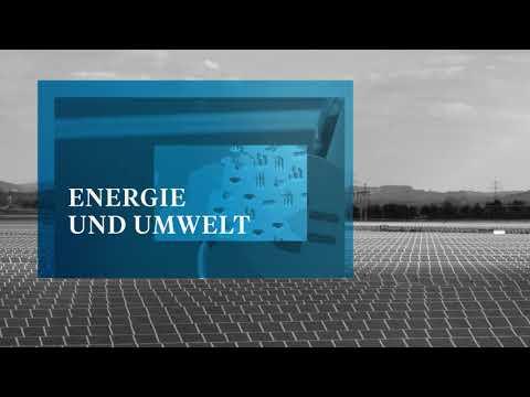 Energie und Umwelt in Deutschland