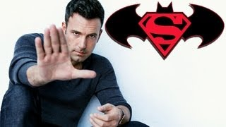 Repeat youtube video Ben Affleck is Batman!? Angry Rant