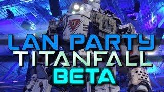 Titanfall PC LAN Party