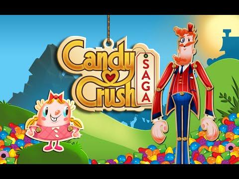 Candy Crush Saga Gameplay (Test cuffie nuove)