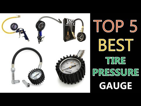 Best Tire Pressure Gauge 2018