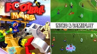 Lego Soccer Mania - Intro & Gameplay PS2 HD