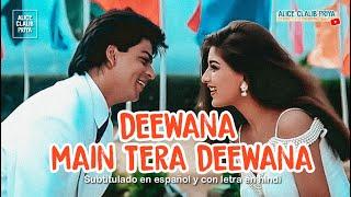Deewana Main Tera Deewana _ English Babu Desi Mem (Subtitulado al Español + Lyrics) HD Completa