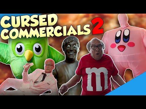 CURSED COMMERCIALS 2! - Diamondbolt