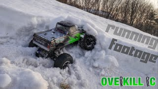 """Chev-E"" Traxxas Stampede 2wd VXL Raw Running Footage 