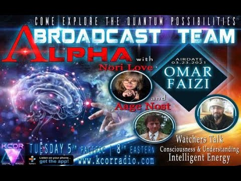Consciousness & Intelligent Energy-Know the hidden reality with Omar Faizi
