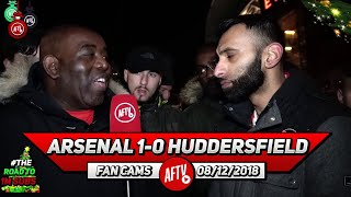 Arsenal 1-0 Huddersfield | The Sun Is A Pile Of Rubbish!! (Moh) SUP...