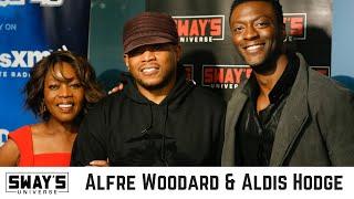 Alfre Woodard and Aldis Hodge Talk New Film 'Clemency' | SWAY'S UNIVERSE