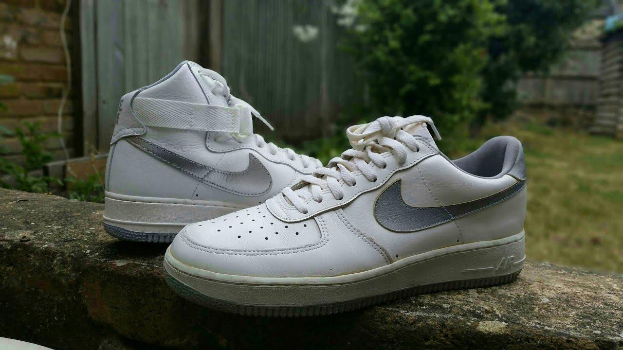 Nike 1 Retro Force Og Air 001 Vs Microschopes Lo Hi 2WEHID9Y