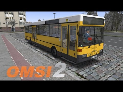 [OMSI 2] Berlin Spandau V2.0 - Line 5