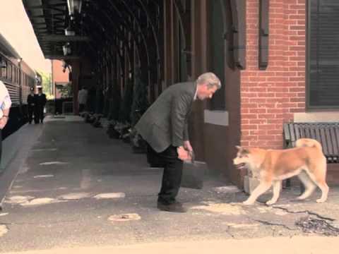 Hachi - El Perro Que Esperaba A Su Amo Durante 9 Años