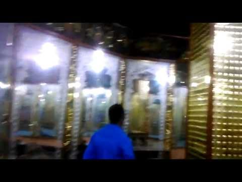Mirror palace in srivilliputtur andal Temple