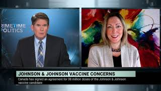Dr. Lisa Barrett on the six blood clot cases detected in Johnson & Johnson vaccine recipients