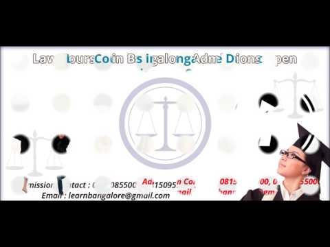 law courses bangalore management quota admission - 08150855000