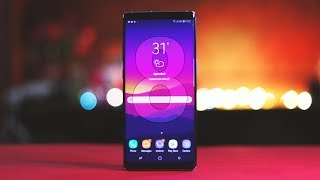 Samsung Note 8 Unboxing & First look