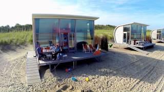 Strandslaaphuisjes Strandcamping Groede